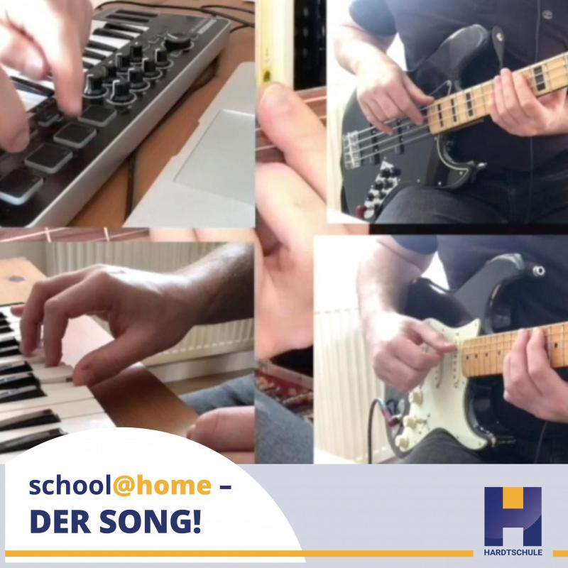 school@home – Der Song!